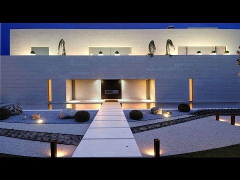 Luxusná moderná rezidencia v španielskom Madride