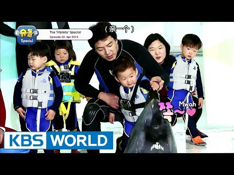 The Return of Superman - The Triplets Special Ep.22 [ENG/CHN/2017.10.06]