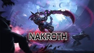 Hướng dẫn chơi Tướng Nakroth - Song Đao Hành Quyết - Liên Quân Mobile