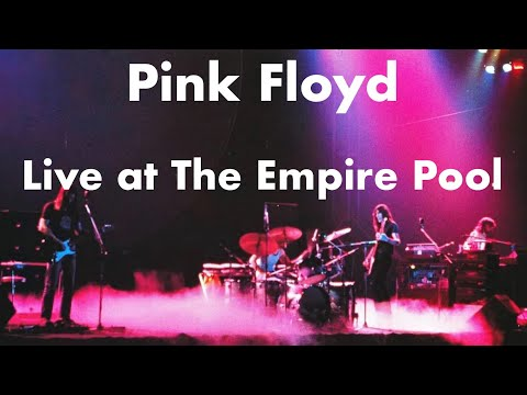 Pink Floyd-Dark Side of The Moon Live 1974 Wembley