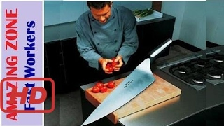 Amazing | Amazing Knife Skills Chef Cutting Fastest Everything - Awesome People Fast Workers Satisf