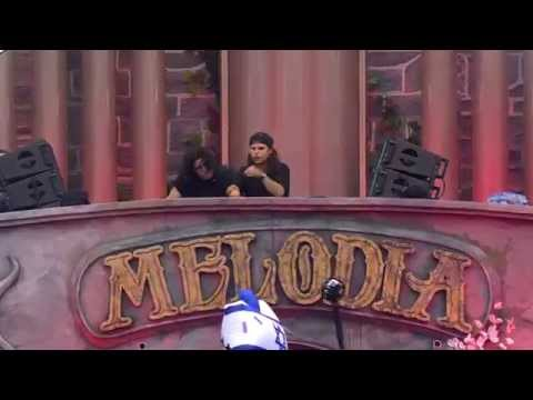 DVBBS at Tomorrowland 2015