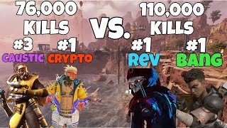 The Ultimate Showdown In Apex Legends (Xbox)