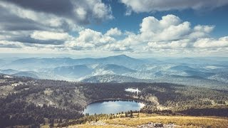 Altai mountains Timescapes 4k (timelapse)