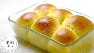 Easy No Knead Dinner Rolls/ Bread making in Five Simple Steps/Easy Dinner rolls