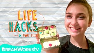 On-The-Go Game Hacks | LIFE HACKS FOR KIDS