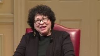 In Conversation with U.S. Supreme Court Justice Sonia Sotomayor
