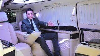 2019 Mercedes V Class VIP KLASSEN - NEW Full Review Interior Exterior Luxury