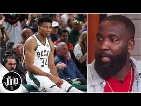 'Toronto has snatched their souls' - Kendrick Perkins on Raptors vs. Bucks | The Jump