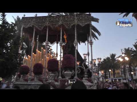 Magna Mariana de Ayamonte: Virgen del Socorro - Cíngulo y Esparto TV -