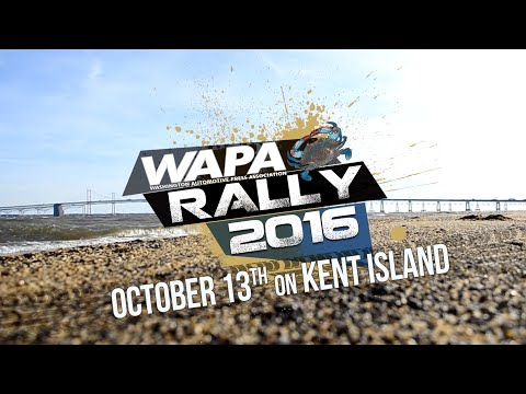 2016 WAPA Rally Teaser