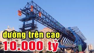 Đại công trường vành đai 2 gần 10000 tỷ đồng ở Hà Nội