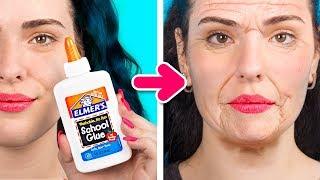 13 Glue Hacks and Crafts / Crafting Life Hacks