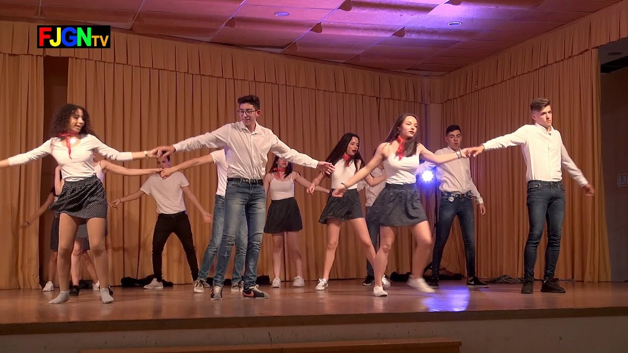 06. Uptown girl / Never gonna give you up - Bailes Educacion Fisica 2018 IES Nules