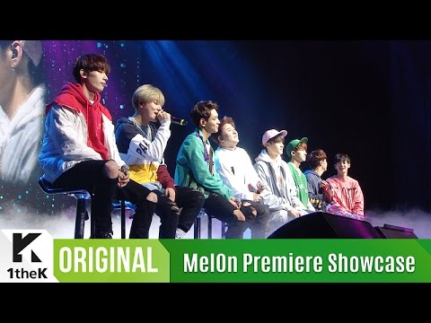 [MelOn Premiere Showcase] VICTON(빅톤)_#Begin again(떨려)