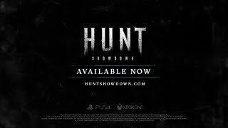 Hunt: Showdown launches on PS4