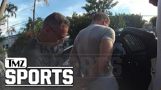 Conor McGregor New Arrest Video from Cell Phone Incident | TMZ Sports