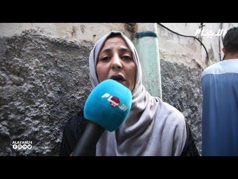 أول فيديو لأم 3 بنات