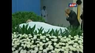 His Majesty Norodom Sihamoni Tribute to His Majesty King-Father Sihanouk in Beijing