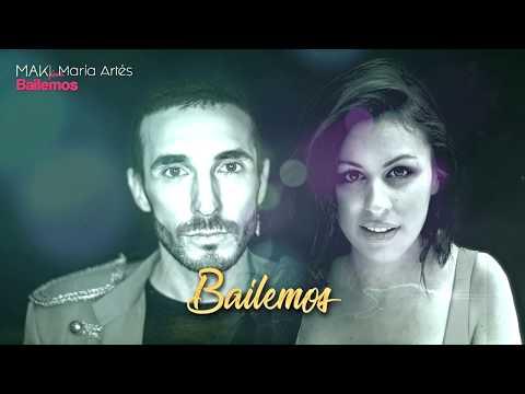 Maki - Bailemos (Feat. María Artés) (Lyric Video)