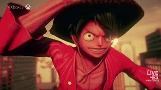 Jump Force World Premiere Trailer - Microsoft Xbox Press Conference E3 2018