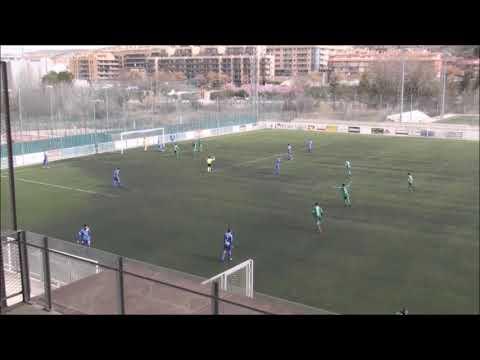(LOS GOLES SUBGRUPO B) Jornada 18 / 3ª División / Fuente YouTube Raúl Futbolero