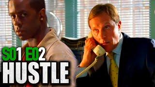 Hustle: Season 1 Episode 2 (British Drama)   Casino Owner REVENGE   BBC   Full Episodes