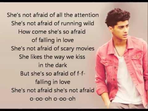 One Direction - She's Not Afraid lyrics - YouTube