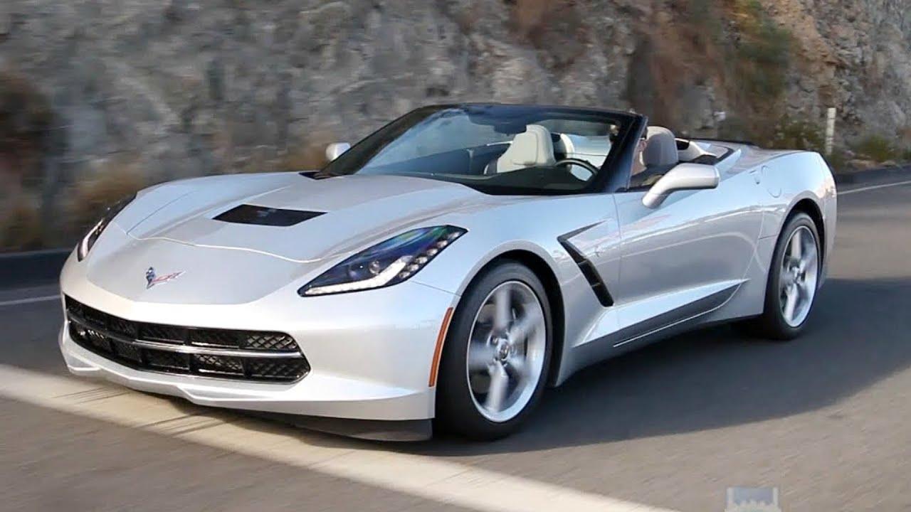 2014 Chevy Corvette Stingray Convertible Review - Kelley ...