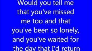 Randy Travis - I Told You So (Lyrics)