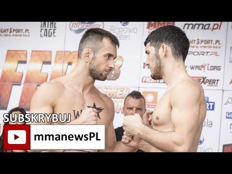 FEN 18: Kamil Łebkowski nie zaakceptował nadwagi Imavova