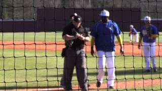 Albany St. Head Coach Ejection vs Lee