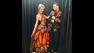 Dancing with the Stars week 2 - Lindsey Stirling & Mark Ballas Ballroom