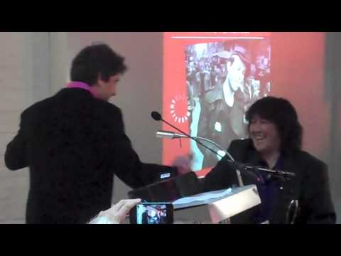 Opening Claude Vanheye - Famous Popstars in Amsterdam
