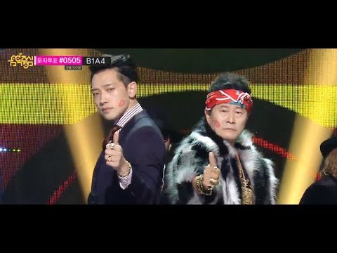 [HOT] Rain(with. Tae Jin-a) - LA SONG, 비진아 - 라송, Show Music core 20140125