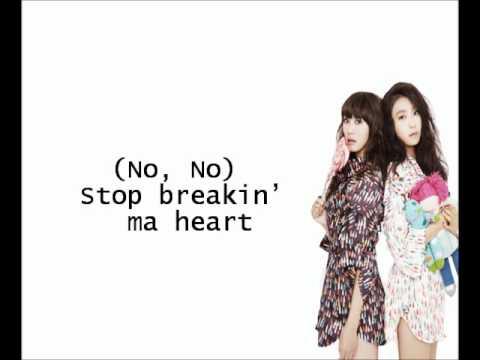 SISTAR19 - Ma Boy lyrics (romanization+ MP3 DL) [SISTAR sub-unit]