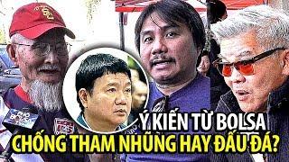 Ý kiến từ Bolsa vụ ông Đinh La Thăng: Chống tham nhũng hay phe phái?
