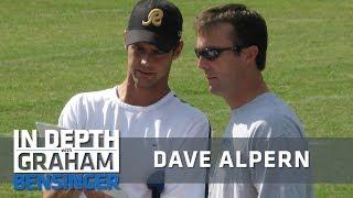 Dave Alpern on losing J.D. Gibbs, accepting his job