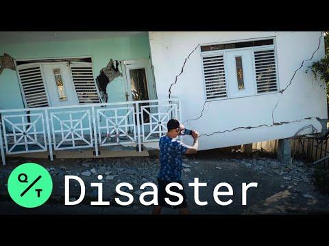 6.4-Magnitude Earthquake Strikes Puerto Rico