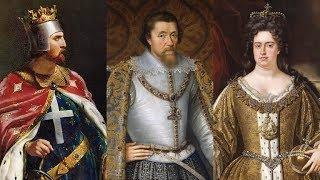 Gay Kings & Queen of England