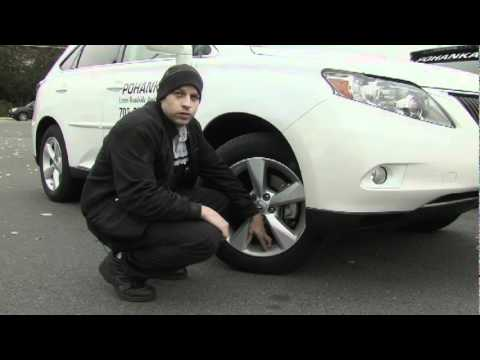 Winter Service Tips Pohanka Lexus Chantilly Fairfax Virginia Washington DC