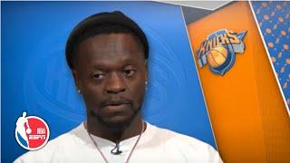Julius Randle explains how Kobe Bryant influenced his game | NBA Interviews