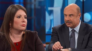 Dr. Phil To Guest: 'Have You Been Drinking Today?'