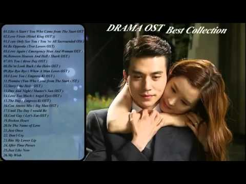 Dramas OST Greatest Hits 2015 - Best songs of Korean Dramas OST