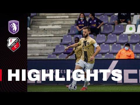 HIGHLIGHTS   Beerschot - FC Utrecht