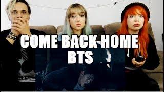 BTS (방탄소년단) - Come Back Home MV l Reaction
