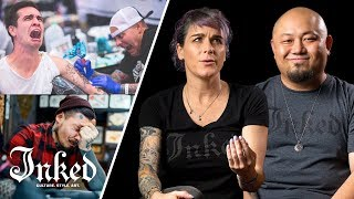 25 Tattoo Artists Explain What Not to Say to Tattoo Artists | INKED Talk