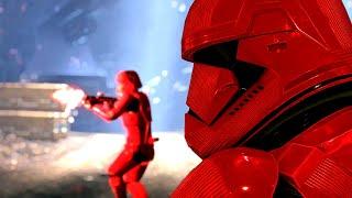 RISE OF SKYWALKER - Star Wars Battlefront 2 Funny Moments 😂 #131