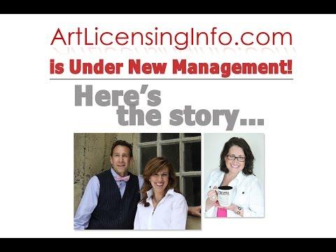 ArtLicensingInfo is Under New Management