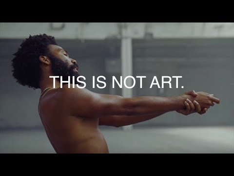 Throw The Whole Video Away #ThisIsAmerica x Childish Gambino